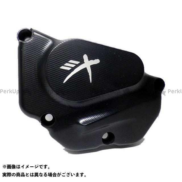 EXTREMECOMPONENTS ニンジャZX-10R ドレスアップ・カバー アルミプロテクション ピックアップカバー(ブラック) エクストリームコンポーネンツ