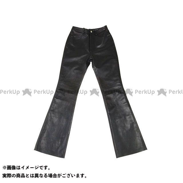 Clever クレバー パンツ バイクウェア クレバー パンツ CLEVER DECOR CDP-312 Leather Pants(ブラック) レディースL Clever