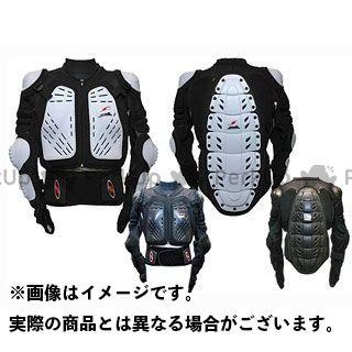 シールズ ボディプロテクター FSK-915 Ultimate Protection Jacket ホワイト LL seal's