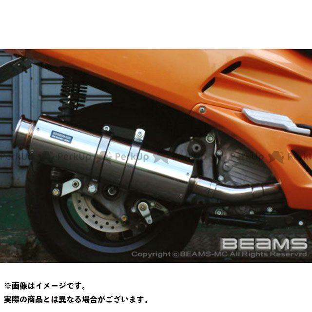 BEAMS フォルツァ マフラー本体 SS400 マフラー サイレンサー:ソニック ビームス