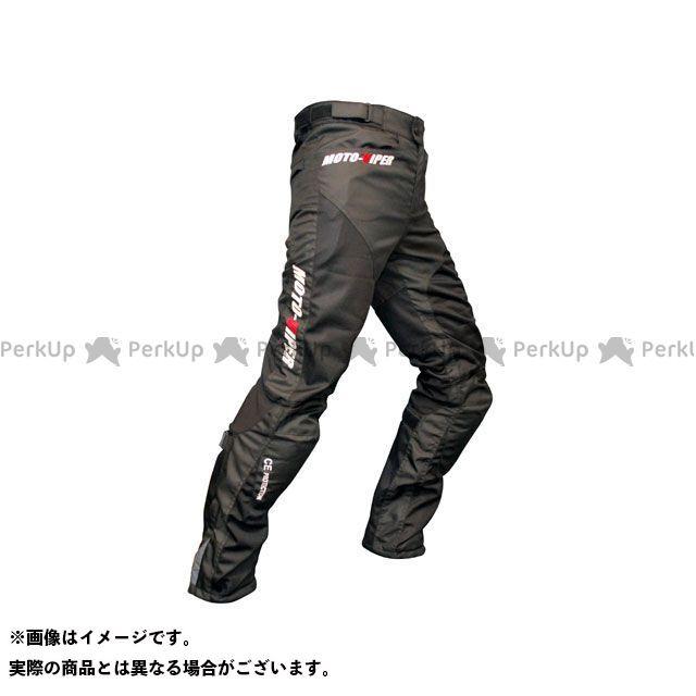 モトバイパー パンツ MV-22 GAL-NE メッシュパンツ カラー:ブラック サイズ:LL moto-VIPER