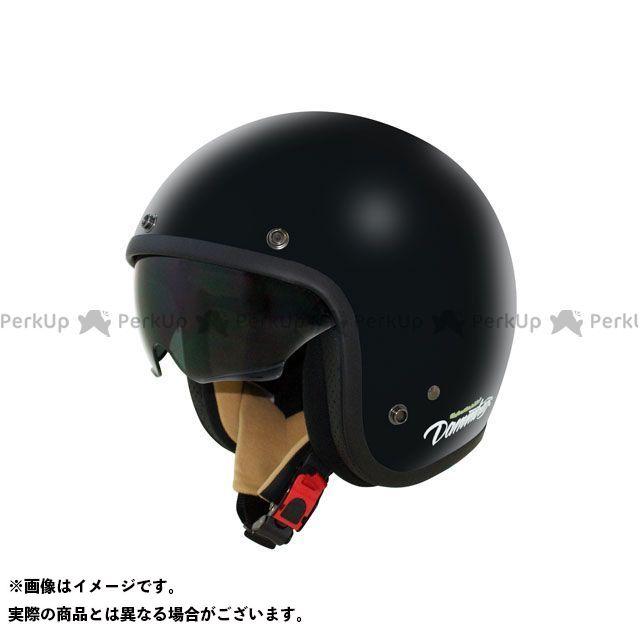 送料無料 ダムトラ ダムトラックス レディース・キッズヘルメット ヘルメット AIR MATERIAL(パールブラック) キッズ/54-56cm