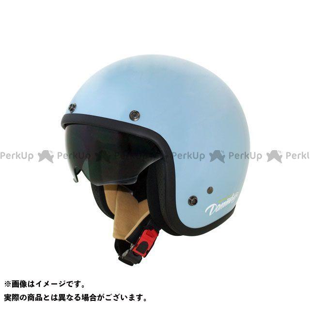 ダムトラックス レディース・キッズヘルメット ヘルメット AIR MATERIAL(エアブルー) サイズ:キッズ/54-56cm ダムトラ