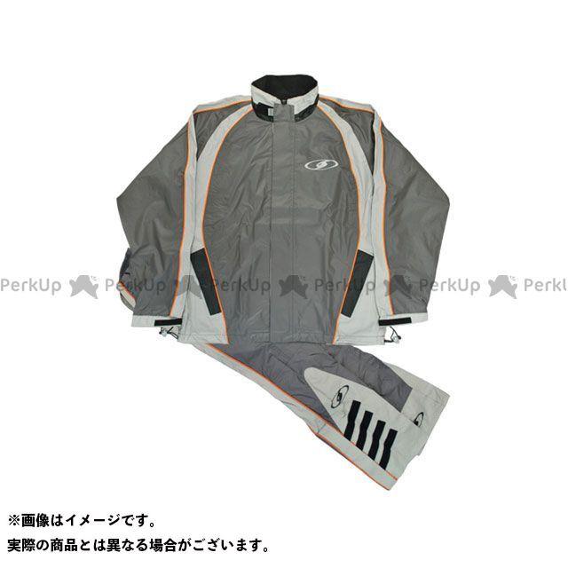 シールズ レインウェア 2016-2017秋冬モデル SLR-506 RAIN SUIT シルバー M seal's