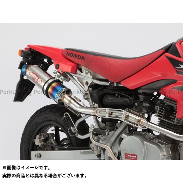 BEAMS XR100R マフラー本体 R-EVO改 SPEC-1 ミニバイクコース専用(STDエンジン用) ビームス