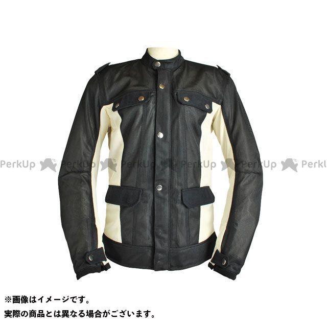 クレバー ジャケット CLEVER STANDARD CLJ-631 MESH JACKET ブラック×アイボリー レディースS Clever