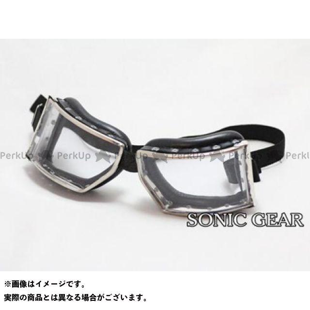 ソニックギア ゴーグル本体 Flyer goggles(フライヤーゴーグル) SONIC GEAR