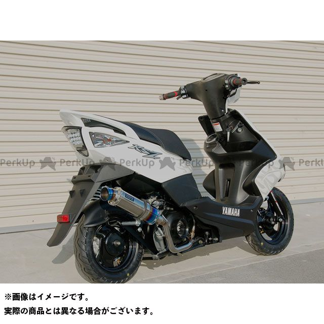 【エントリーで最大P21倍】BEAMS RS-Z100 マフラー本体 R-EVO サイレンサー サイレンサー:チタン ビームス