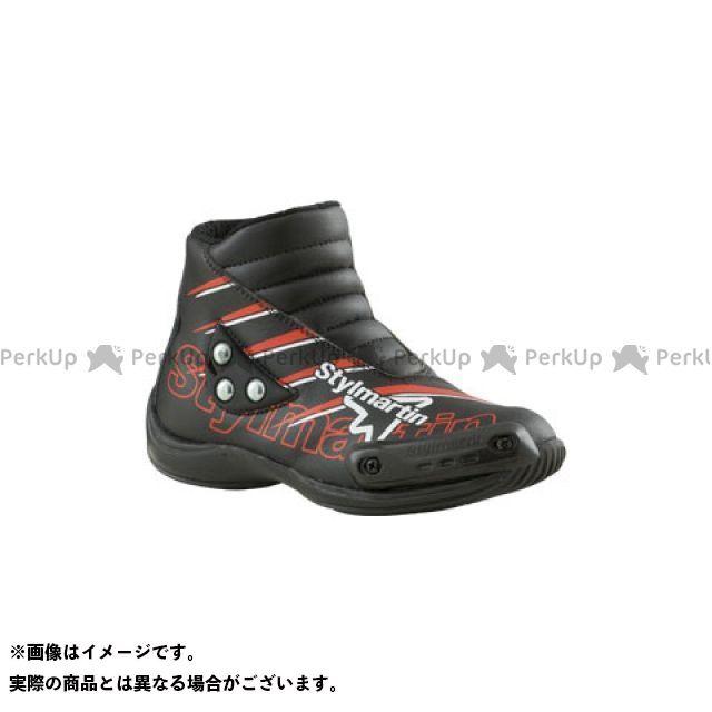 スティルマーチン ライディングシューズ MINIMOTO シリーズ SPEED S1 JR カラー:ブラック サイズ:36 stylmartin