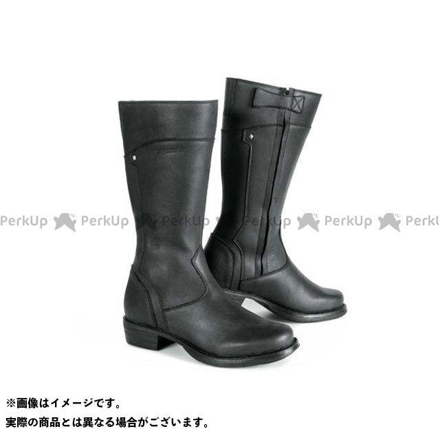 スティルマーチン ライディングブーツ WOMAN シリーズ SHARON カラー:ブラック サイズ:41 stylmartin