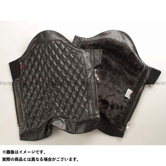 【エントリーでポイント10倍】送料無料 DEGNER デグナー パンツ DBC-08 レザーブーツチャップス(ブラック) M