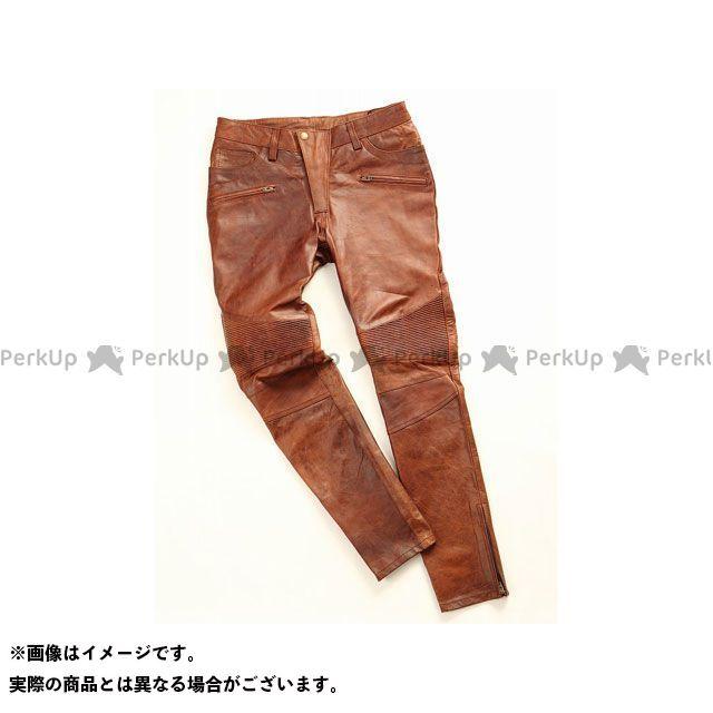 デグナー パンツ 【特価品】 FRP-23 レディースレザーパンツ カラー:ブラウン サイズ:レディースM DEGNER