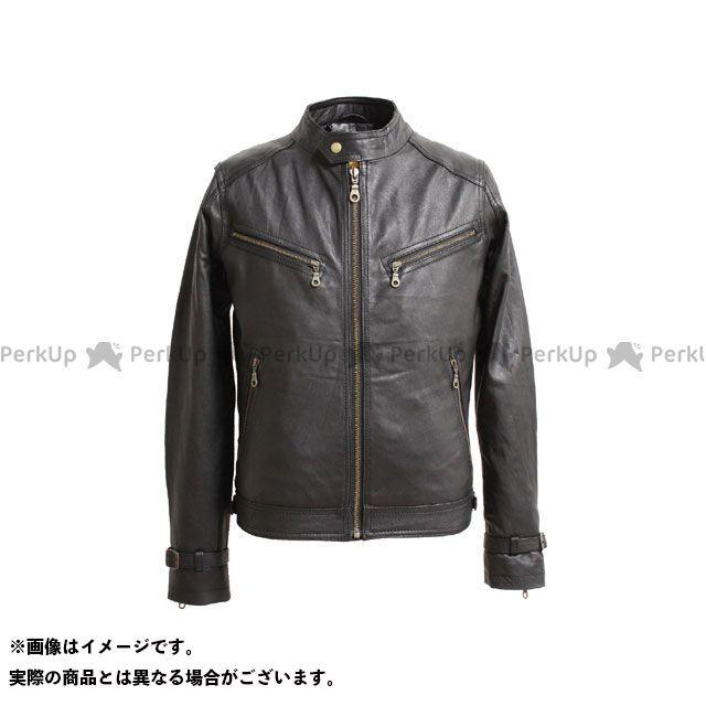 デグナー ジャケット 8SJ-1 メンズレザージャケット カラー:ブラック サイズ:L DEGNER