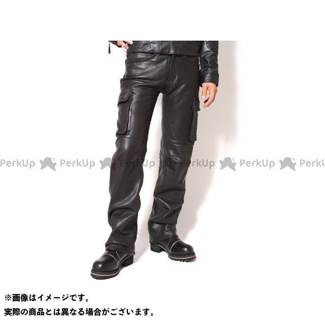 デグナー パンツ DP-17A レザーカーゴパンツ(ブラック) サイズ:M DEGNER