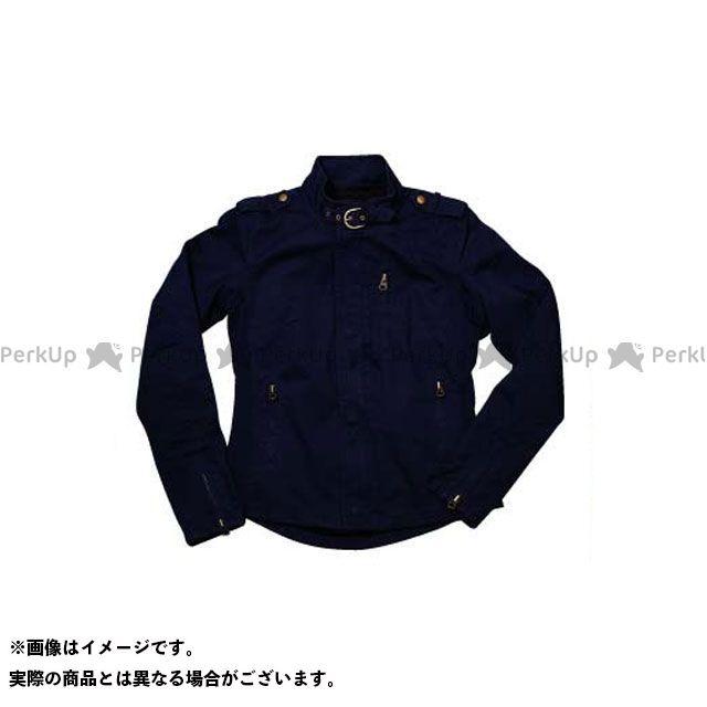 デグナー ジャケット 【特価品】 FR9SNJ-3 レディースコットンジャケット パット付 カラー:ネイビー サイズ:レディースL DEGNER