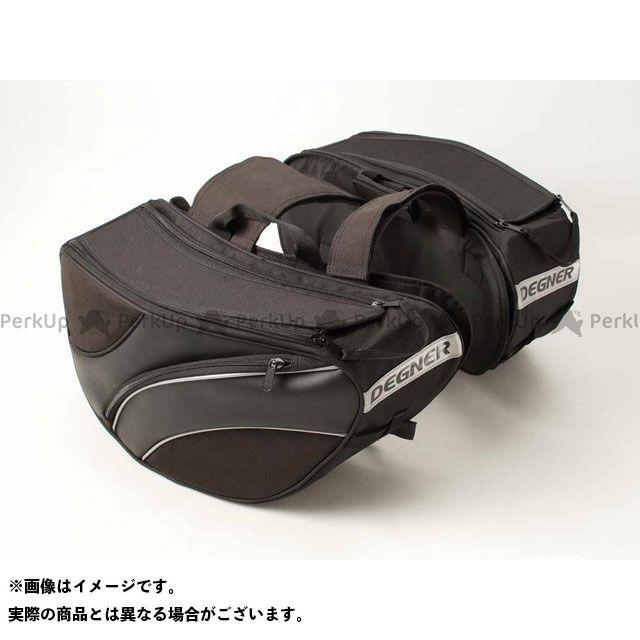 デグナー ツーリング用バッグ 【特価品】 NB-102 スポーツダブルバッグ カラー:ブラック DEGNER