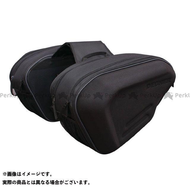 【エントリーで更にP5倍】デグナー ツーリング用バッグ NB-37 スポーツダブルバッグ(ブラック) DEGNER