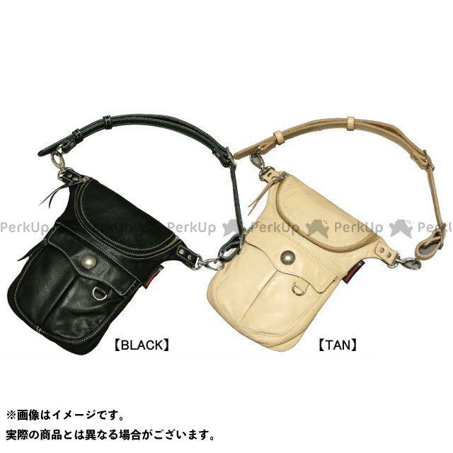 デグナー 財布 W-32 ロングウォレットバッグ カラー:ブラック DEGNER