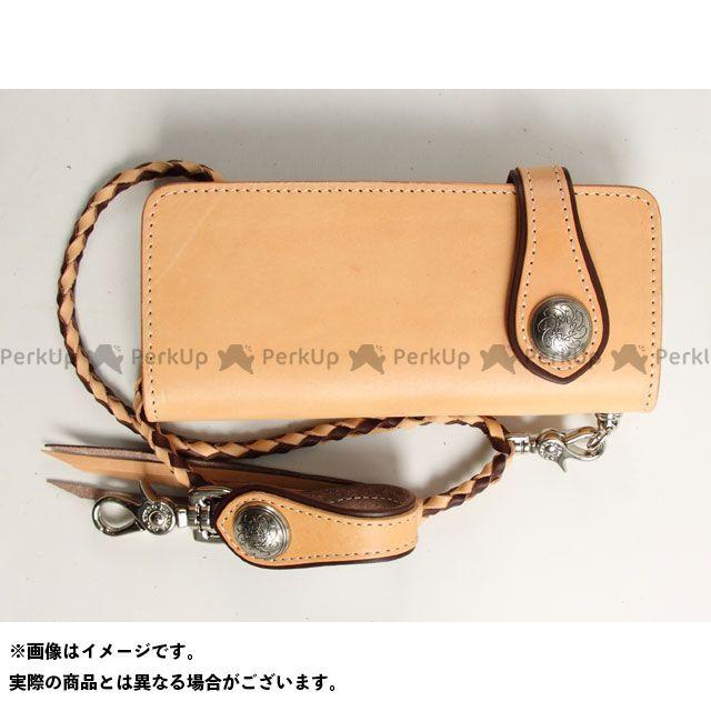 デグナー 財布 W-33A コンビネーションレザーウォレット カラー:タン/ブラウン DEGNER
