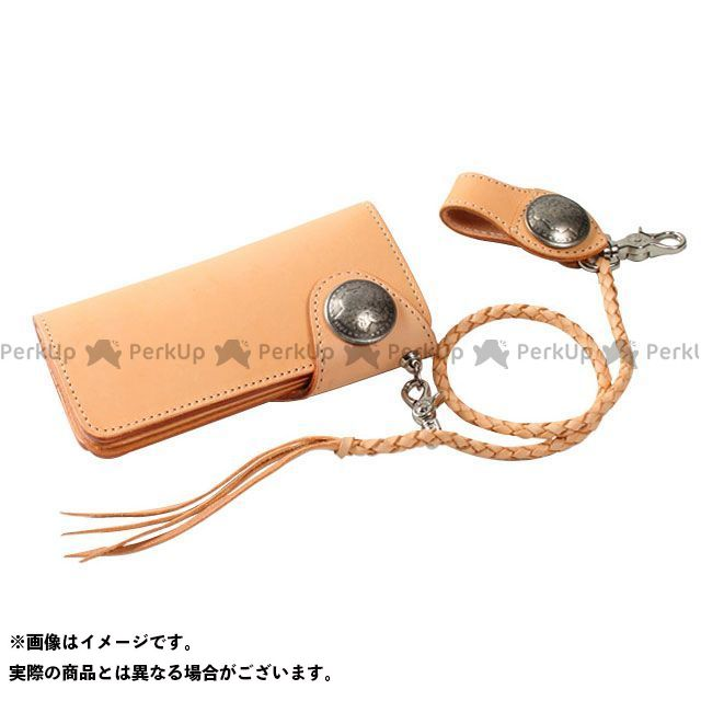 デグナー 財布 W-9B レザーロングウォレット カラー:タン DEGNER