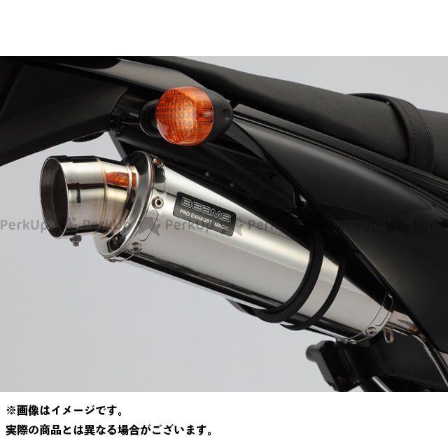 BEAMS Dトラッカー125 マフラー本体 R-EVO サイレンサー ステンレス ビームス