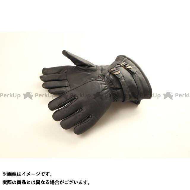 デグナー ウインターグローブ WL235W ウォッシャブルディアスキンウィンターグローブ ロング カラー:ブラック サイズ:L DEGNER