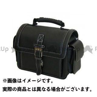 フォーアール ツーリング用バッグ Sissy Bar/Side Bag(黒) 4R