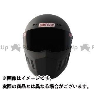 シンプソン SIMPSON フルフェイスヘルメット SUPERBANDIT 13 マットブラック 57(7-1/8)