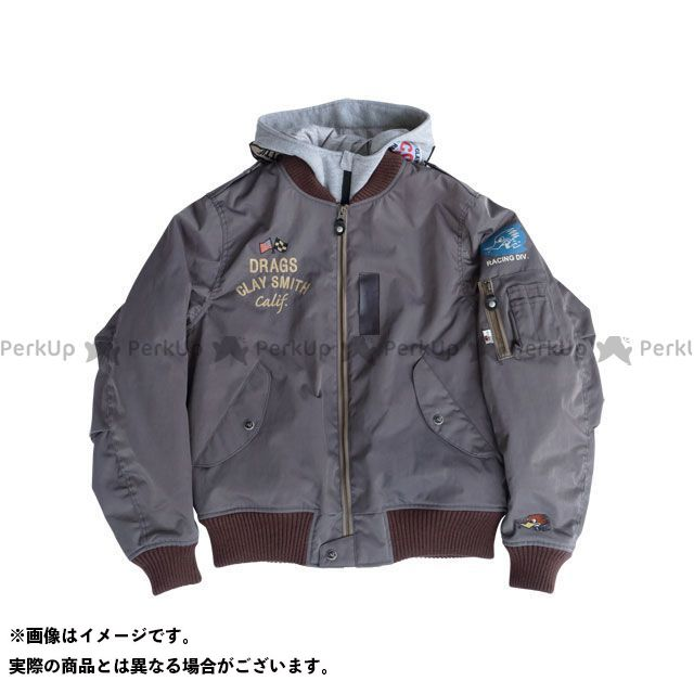 クレイスミス ジャケット CSY-8323 CLASSIX(グレー) サイズ:L Clay Smith