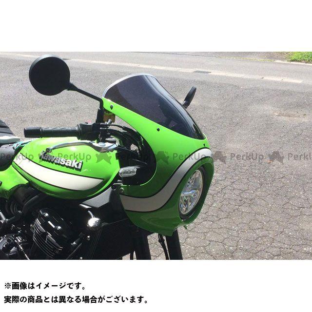 【エントリーでポイント10倍】 ノジマ Z900RSカフェ スクリーン関連パーツ スクリーン(スモーク)