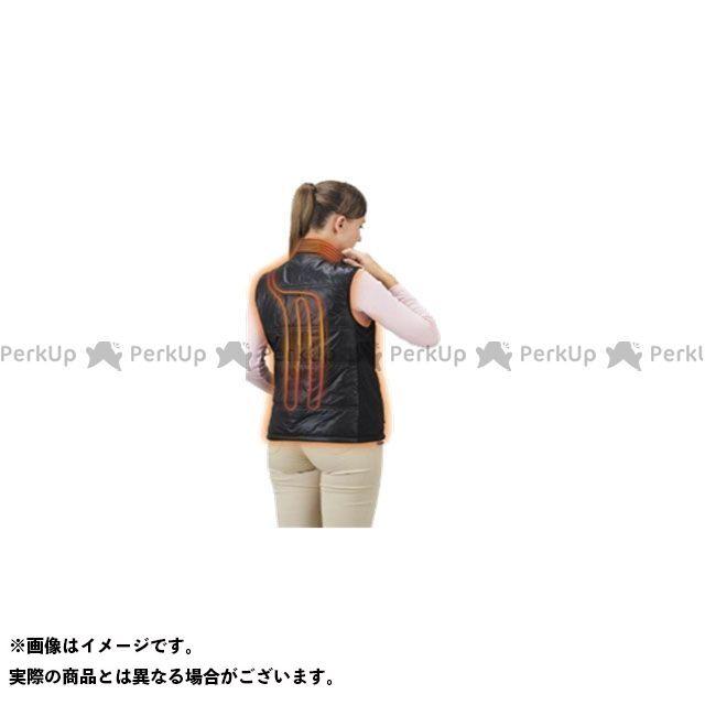SUNART 電熱ウェア・防寒用品 首ったけベスト サイズ:M サンアート