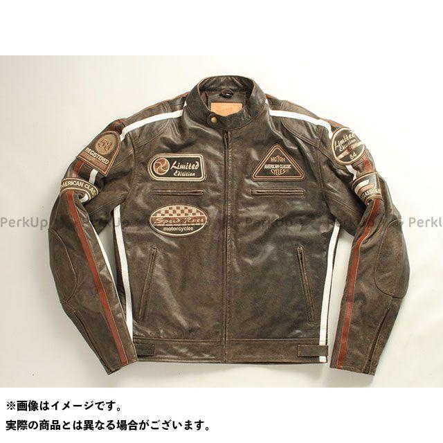 デグナー ジャケット 13WJ-1D ヴィンテージレザージャケット(ブラウン) サイズ:S DEGNER