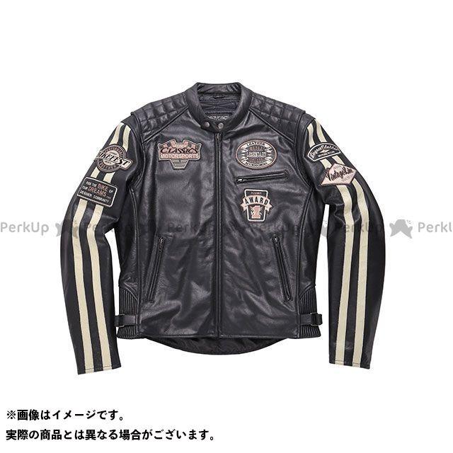 デグナー ジャケット 16WJ-9 ヴィンテージレザージャケット(ブラック) サイズ:M DEGNER