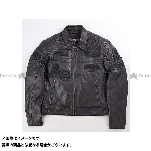 デグナー ジャケット 14WJ-3C ヴィンテージレザージャケット(ブラック) サイズ:XLW DEGNER