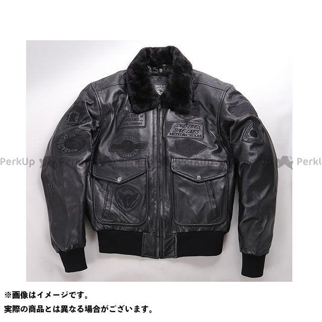 デグナー ジャケット 16WJ-10C ヴィンテージフライトレザージャケット(ブラック) サイズ:XL DEGNER