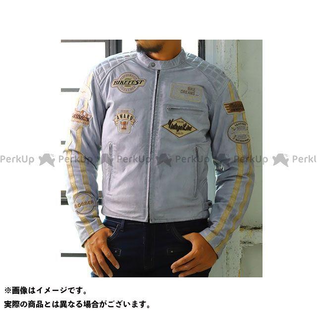 デグナー ジャケット 18WJ-1 ワックスシープレザージャケット(グレー) サイズ:M DEGNER