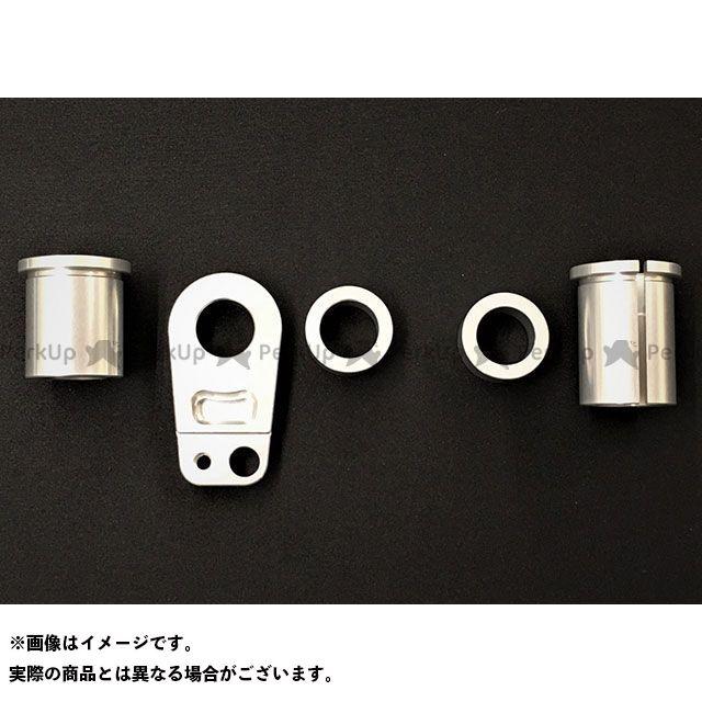 ケイファクトリー Z900RS その他外装関連パーツ Z900RS用オーリンズ正立フォーク対応ノーマルホイール用カラーセット(ZRXダエグ用) Kファクトリー