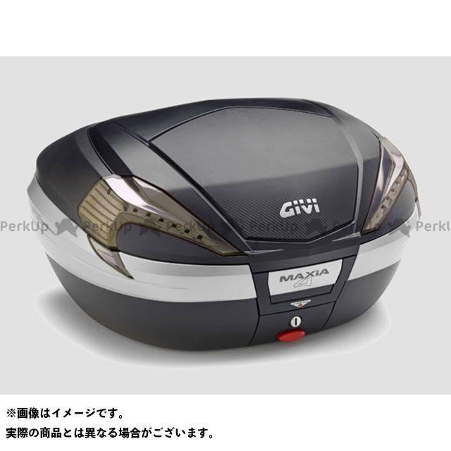 GIVI ツーリング用ボックス V56NNT(TECH 無塗装 ブラック/カーボン) ジビ