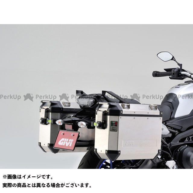 GIVI トレーサー900・MT-09トレーサー キャリア・サポート PL2122CAM パニアホルダー ジビ