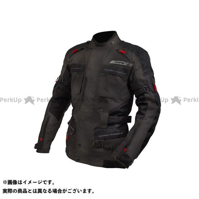 おすすめ 年間定番 ディーエフジー DFG ジャケット バイクウェア カラー:ブラック ブラック サイズ:XLB レンジャージャケット