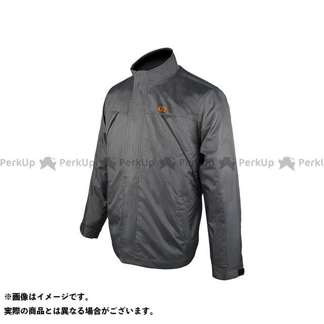 ディーエフジー ジャケット ランバー ジャケット(グレー/オレンジ) サイズ:XL DFG