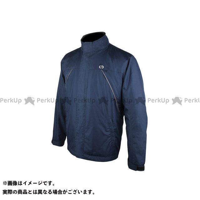 ディーエフジー ジャケット ランバー ジャケット(ネイビー/ホワイト) サイズ:XXL DFG