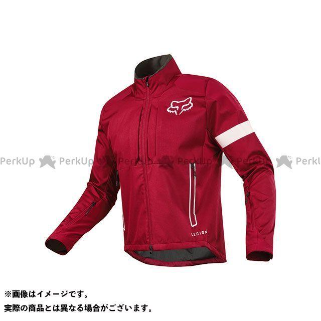 フォックス ジャケット MX18 リージョン オフロード ジャケット(ダークレッド) サイズ:L FOX