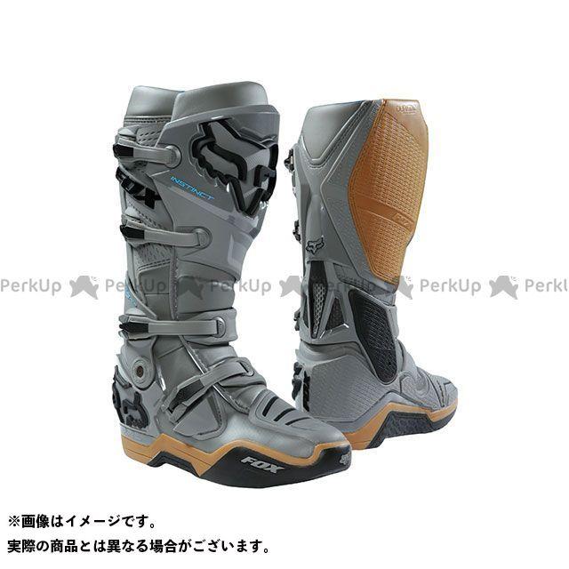 フォックス オフロードブーツ インスティンクト ブーツ A1 Limited Edition(ストーン) サイズ:10/27.0cm FOX