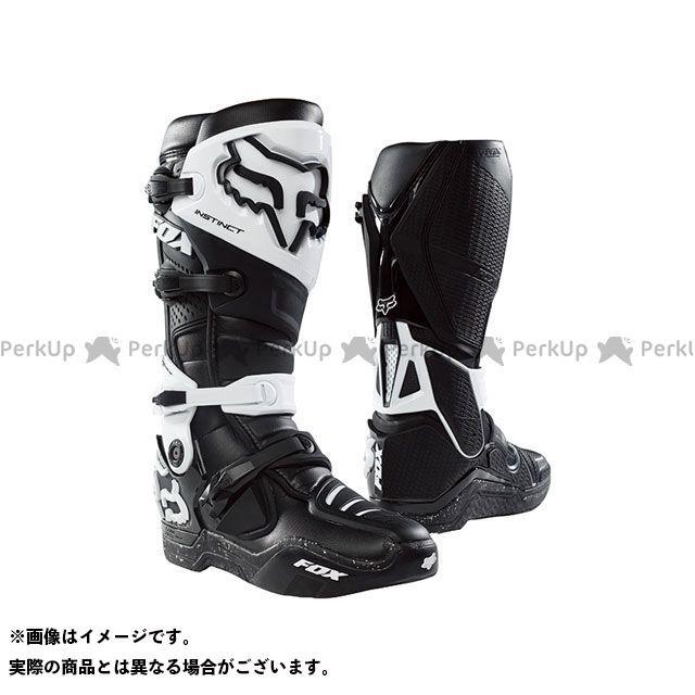 フォックス オフロードブーツ インスティンクト 2.0 ブーツ(ブラック/ブラック) サイズ:10/27.0cm FOX