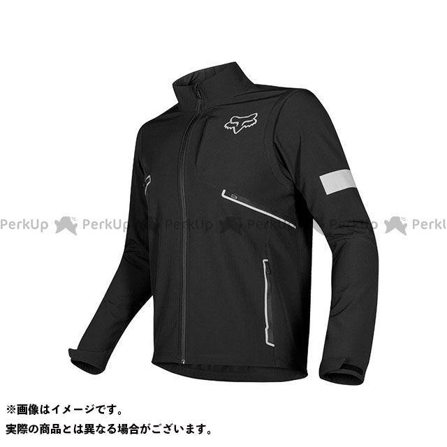 フォックス ジャケット MX19 リージョン ソフトシェル ジャケット(ブラック) サイズ:L FOX