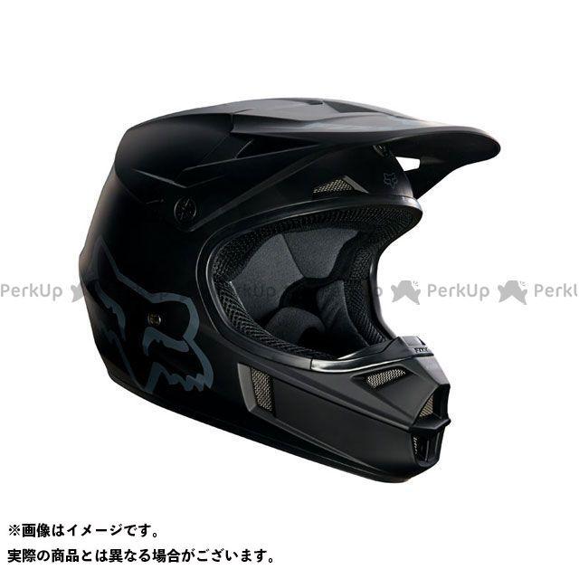 フォックス オフロードヘルメット V1 ユース マット ヘルメット(マットブラック) サイズ:YM/49-50cm FOX