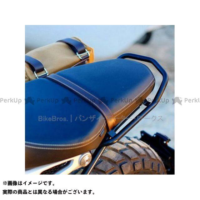 UNIT GARAGE タンデム用品 BMW R nineTシリーズ用リアパッセンジャー用グラブバー(ブラック) ユニットガレージ