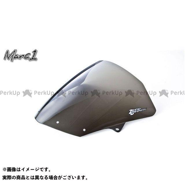 ZEROGRAVITY ニンジャZX-10R ニンジャZX-6R スクリーン関連パーツ スクリーン MARC1 スモーク