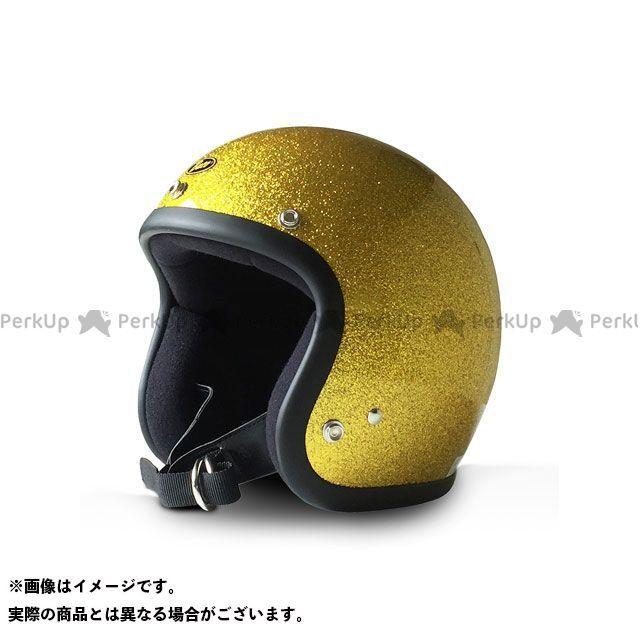 送料無料 BUCO ブコ ジェットヘルメット ブコ スタンダード(メタルフレーク ゴールド) ML